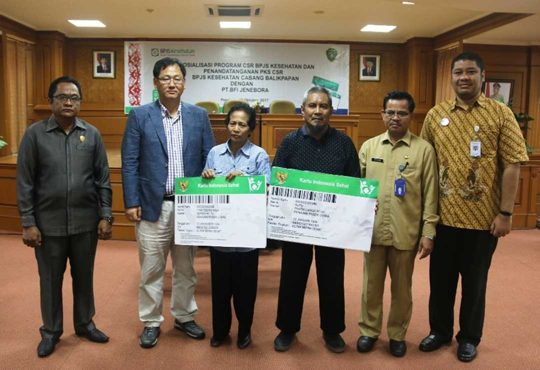 KORINDO Integrates CSR Program into JKN-KIS