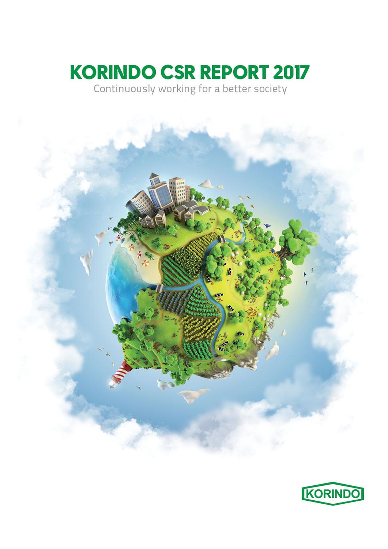 KORINDO CSR Annual Report 2017