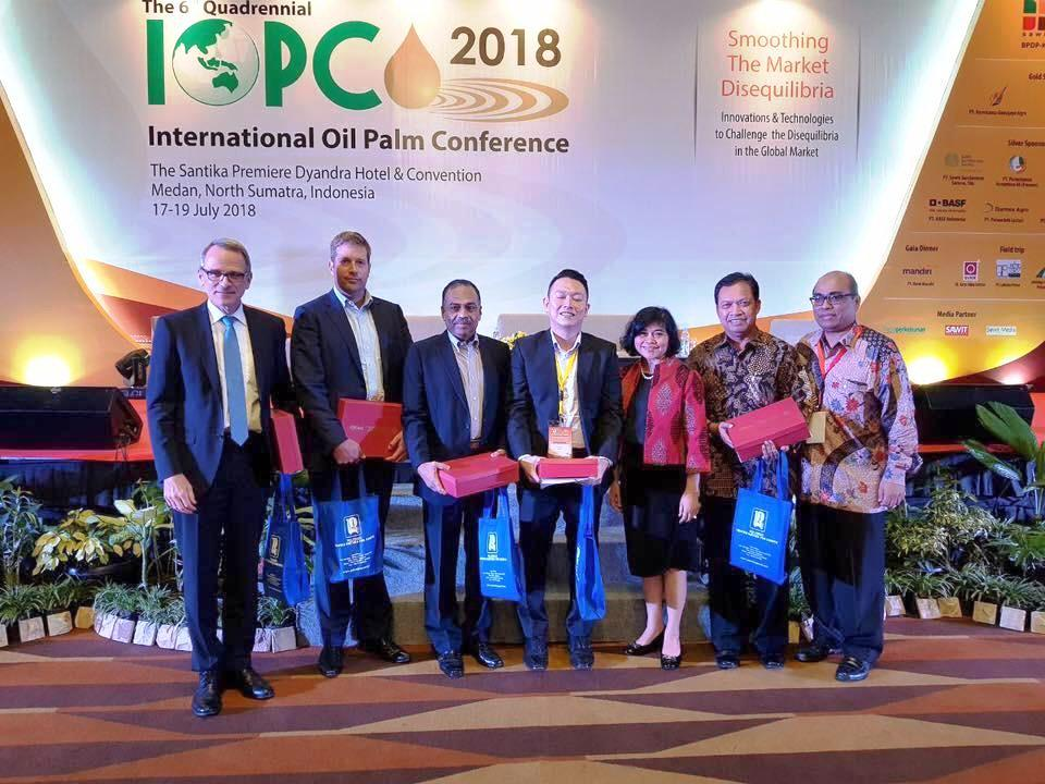 International Oil Palm Conference 2018 Discusses Palm Oil Black Campaign